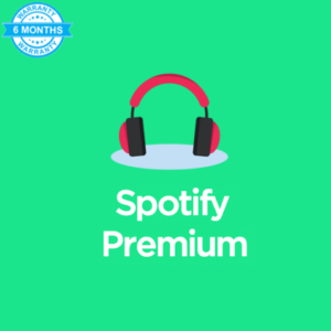 Buy Spotify Account 2 Years