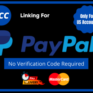 vcc for paypal USA